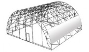 For hangars and canopies