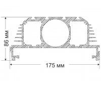 BAIKAL-1 86h175 mm, 7,389 kg / p.m.