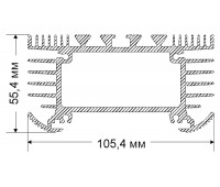 BARGUZIN 151W, 3,533 kg / p.m.