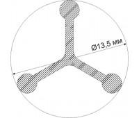ERMOLAEVSKIY D13.5 mm, 0.26 kg / p.m.