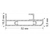 Ruchey-2 16.5x52 mm, 0.596 kg / meter.m