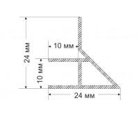 Ruchey-6 24x24mm, 0.195 kg / meter