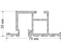 MEJOVIY-1 35x75 mm, 1,603 kg / lm