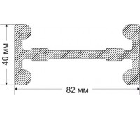 MEJOVIY-3 40x82 mm, 2,781 kg / lm